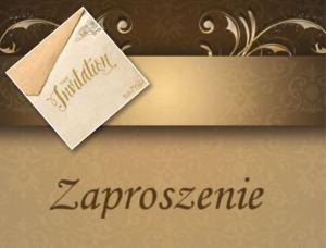 zaproszenie seria logo