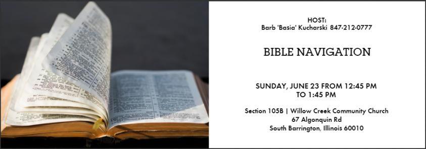 bible nav